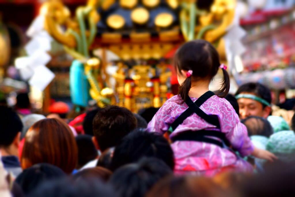 asakusa, 浅草, 三社祭
