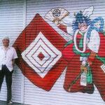 「田中憲治」シャッターもキャンバス!浅草の街を彩る現代の絵師<第2回>まい子のぶらり散歩|月刊浅草ウェブ