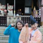 「今戸神社」招き猫に招かれて。ようこそ、奥浅草のパワースポットへ!<第17回>まい子のぶらり散歩。